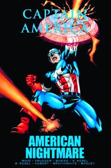 Captain America American Nightmare Prem HC