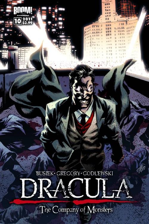 Dracula Company of Monsters #1