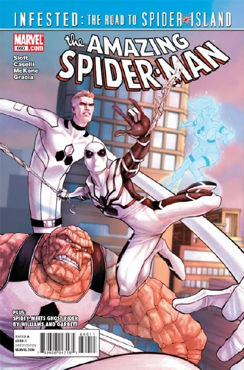 Amazing Spider-Man #660