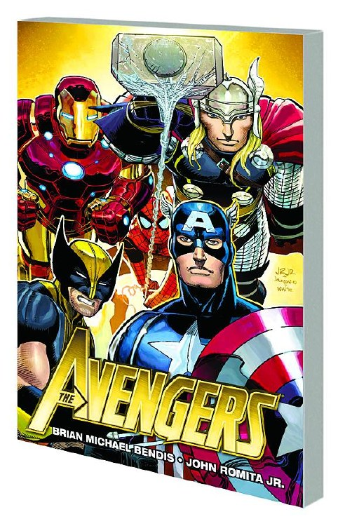 Avengers By Brian Michael Bendis TP VOL 01
