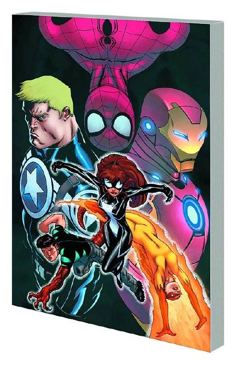 Avengers Academy TP Arcade Death Game