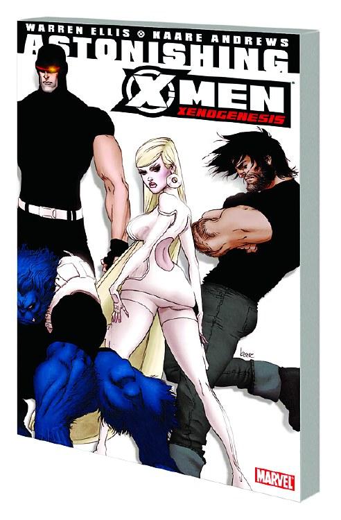 Astonishing X-Men TP Xenogenes