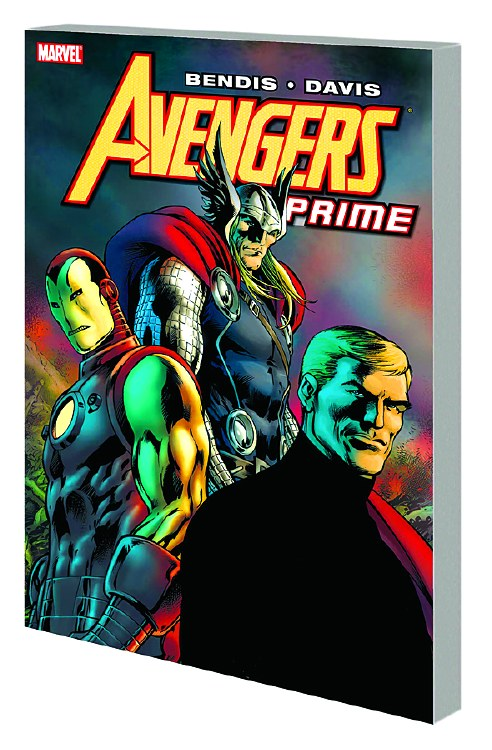Avengers Prime TP