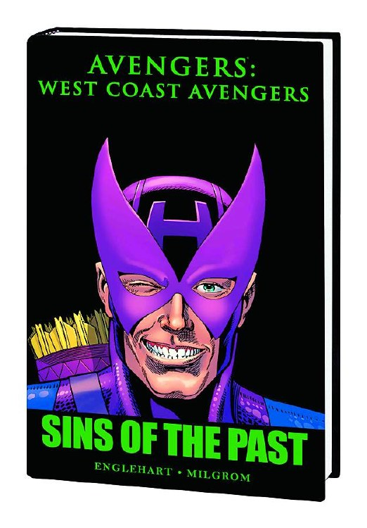 Avengers West Coast Avengers Prem HC Sins Past