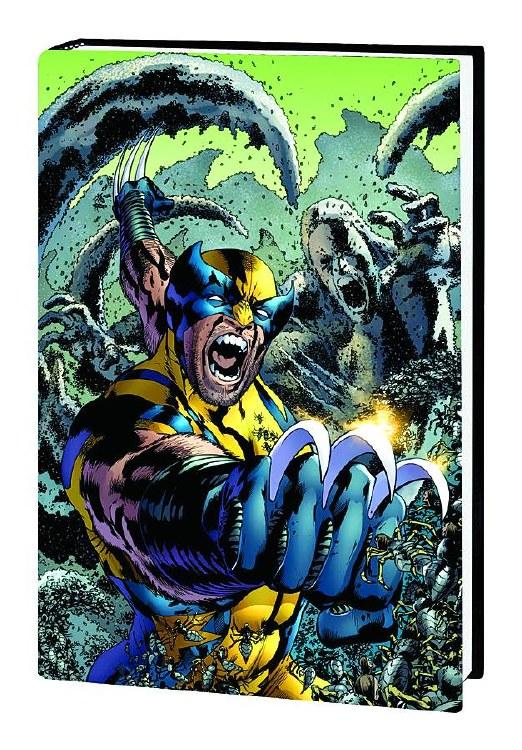 Wolverine Best There Is Broken Quarantine Prem HC