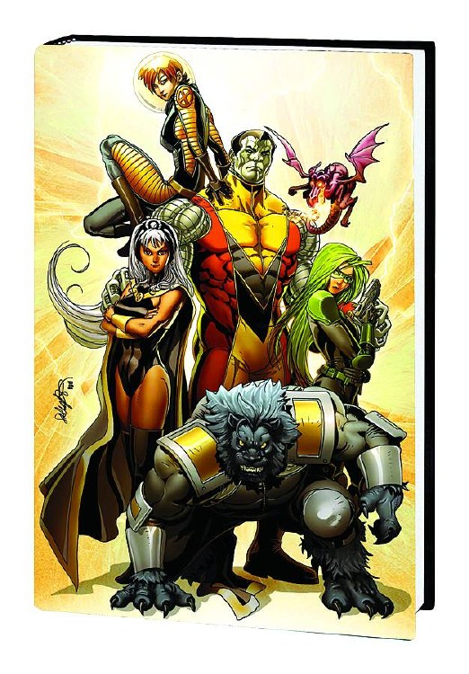 Astonishing X-Men Children of Brood Prem HC