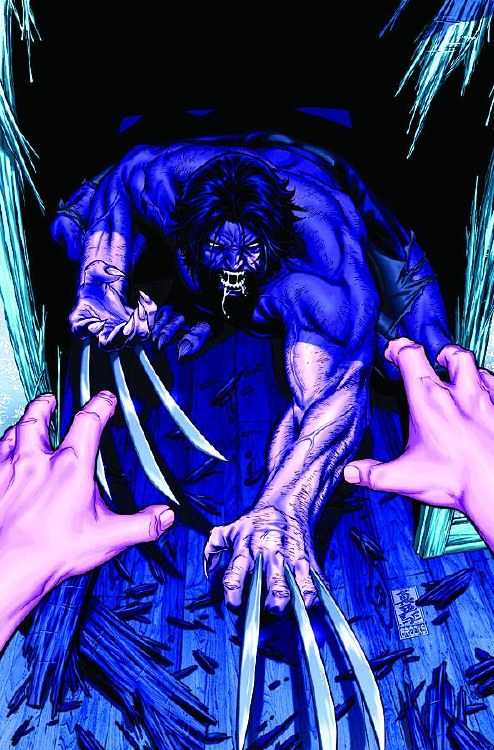 Wolverine and X-Men Alpha and Omega #2 (of 5)