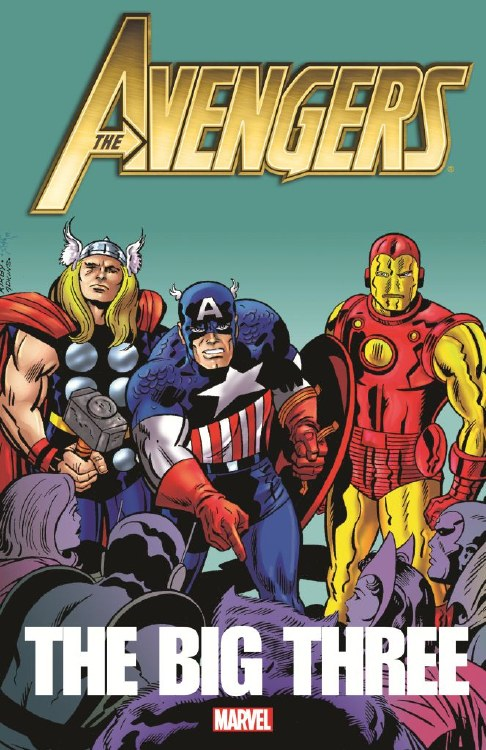 Avengers Big Three TP