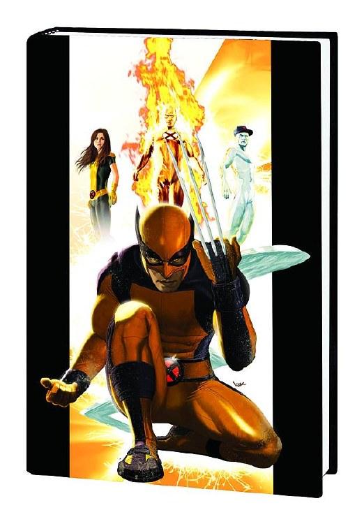 Ultimate Comics X-Men By Nick Spencer Prem HC VOL 01