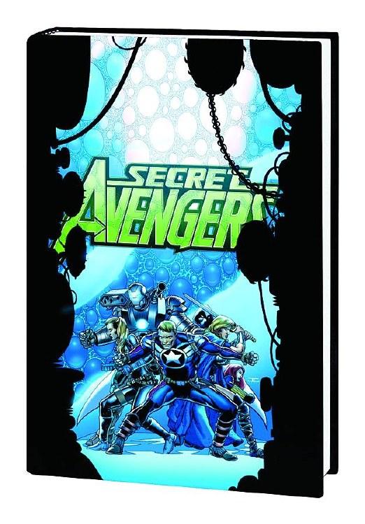 Secret Avengers Prem HC VOL 03 Mission Caught World