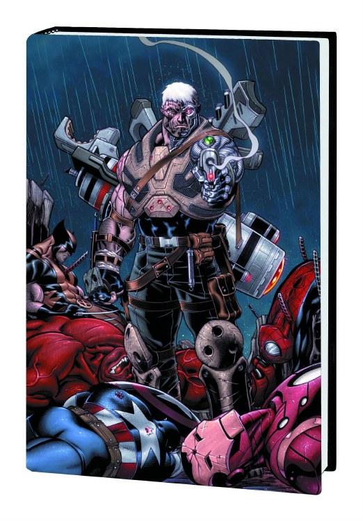 Avengers X-Sanction HC