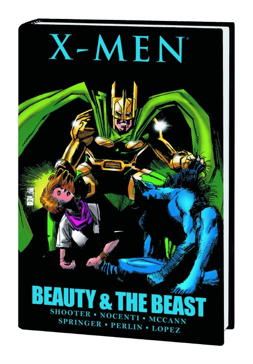 X-Men Beauty and Beast Prem HC