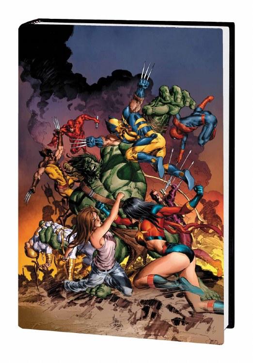 New Avengers By Brian Michael Bendis Prem HC VOL 03