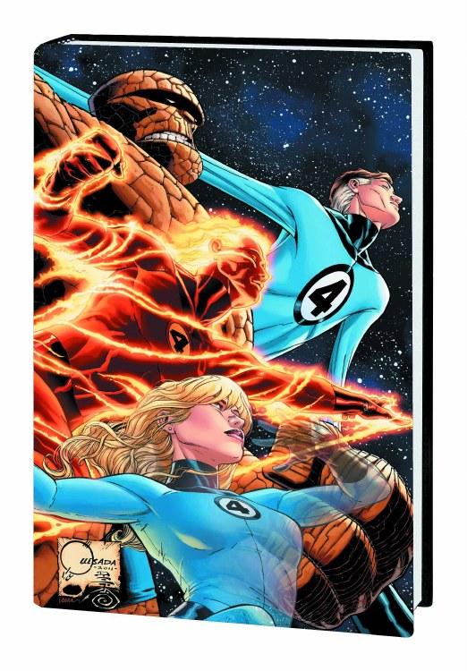 Fantastic Four By Jonathan Hickman Prem HC
