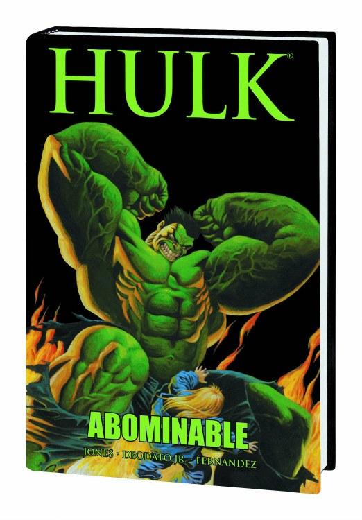 Hulk Abominable Prem HC