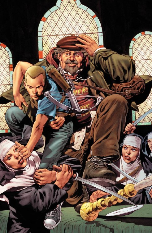 Archer & Armstrong (New) #3 Ch