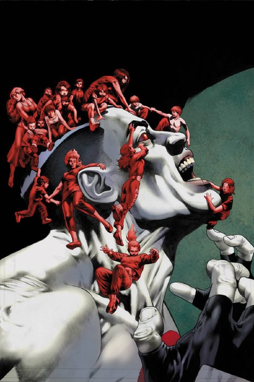 Bloodshot (Ongoing) #4 Lozzi C