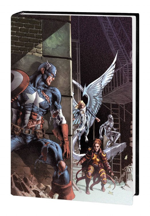 Avengers By Brian Michael Bendis Prem HC VOL 04