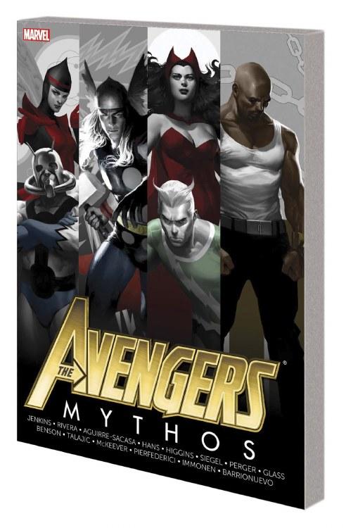 Avengers Mythos TP