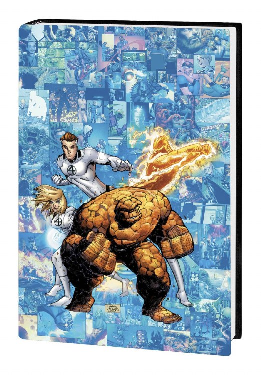 Fantastic Four By Jonathan Hickman Prem HC VOL 06