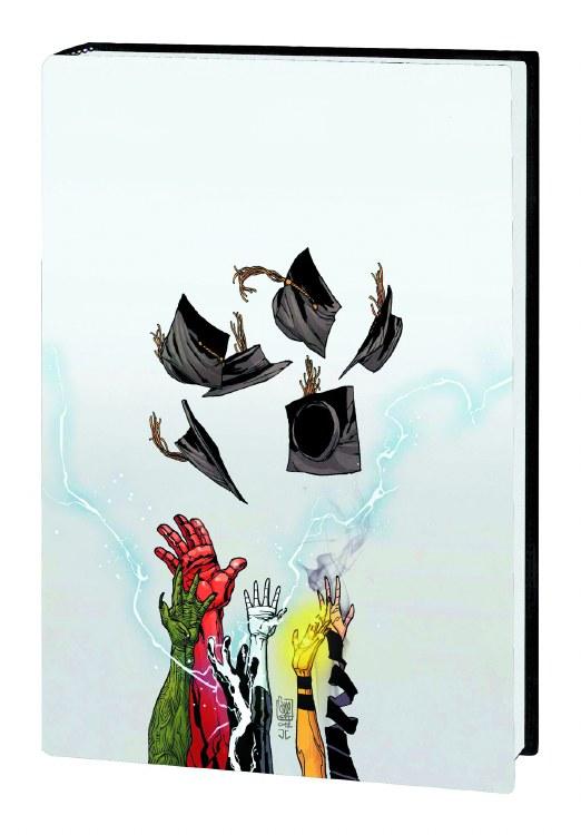 Avengers Academy Final Exams Prem HC