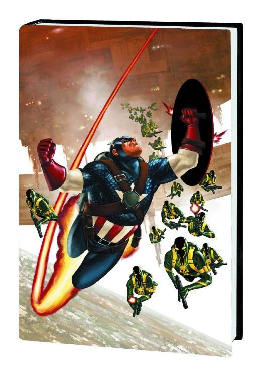 Captain America By Ed Brubaker Prem HC VOL 04