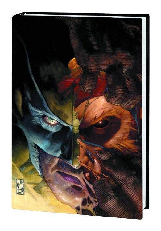 Wolverine Sabretooth Reborn Prem HC
