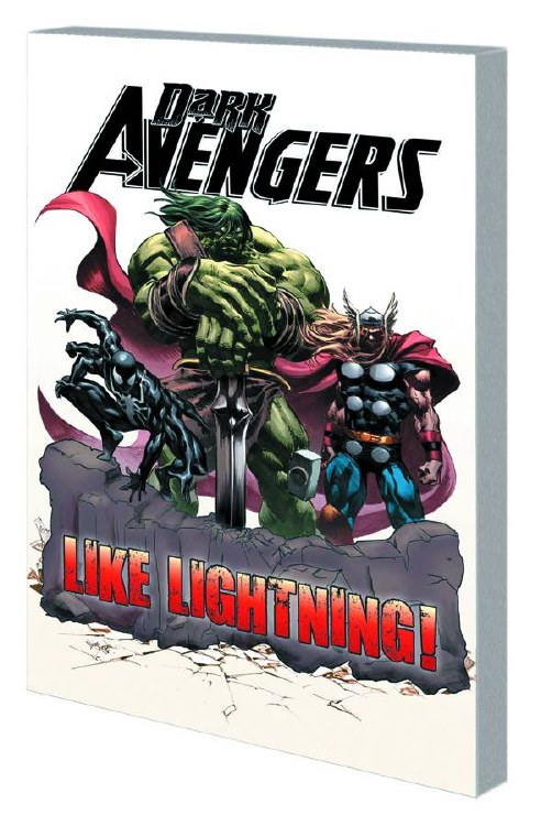 Dark Avengers End Is Beginning