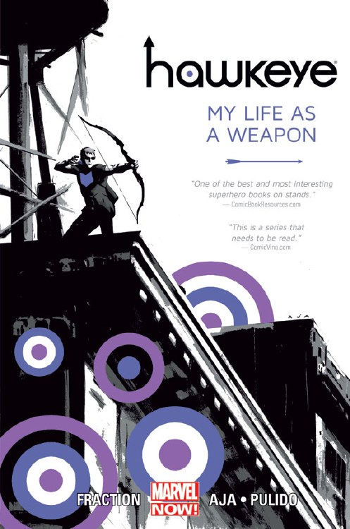 Hawkeye TP Vol.1 My Life As A Weapon