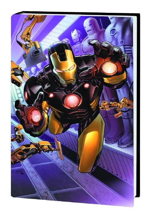 Iron Man Prem HC Believe VOL 01