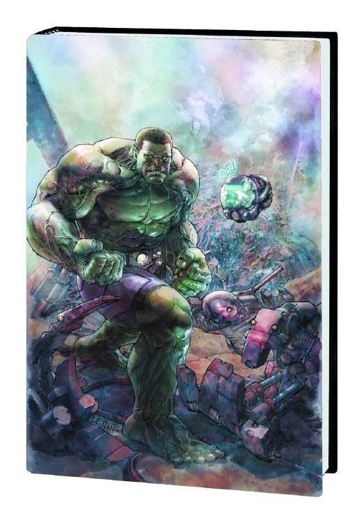 Indestructible Hulk Prem HC VOL 01 Agent of Shield Now
