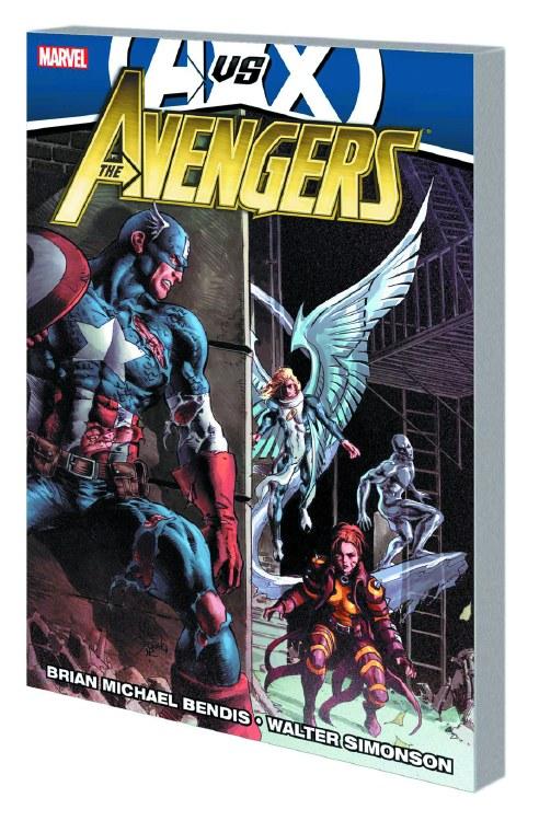 Avengers By Brian Michael Bendis TP VOL 04
