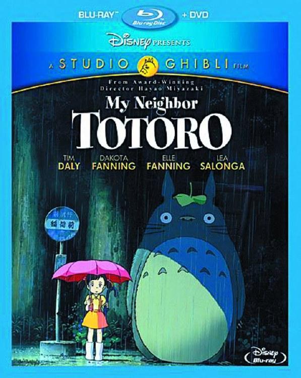 My Neighbor Totoro Bd + Dvd