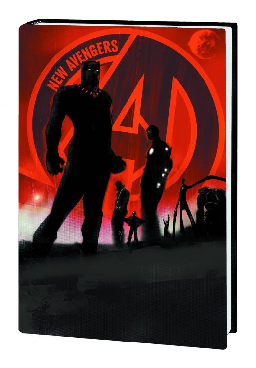 New Avengers Prem HC VOL 01 Everything Dies Now