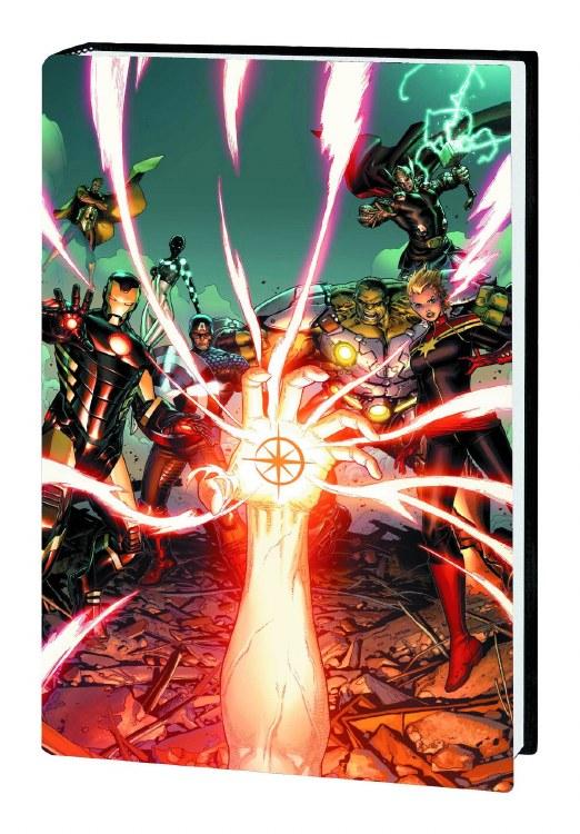 Avengers Prem HC VOL 02 Last White Event Now