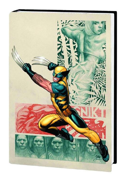 Savage Wolverine Prem HC VOL 01 Kill Island Now