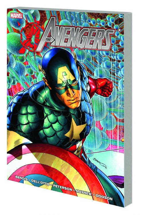 Avengers By Brian Michael Bendis TP VOL 05