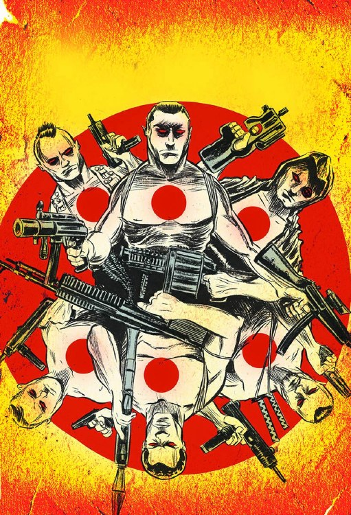 Bloodshot #0 Var Ed Kindt
