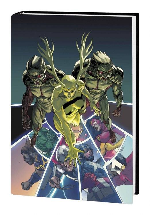 Avengers Prem HC Vol 3 Prelude to Infinity