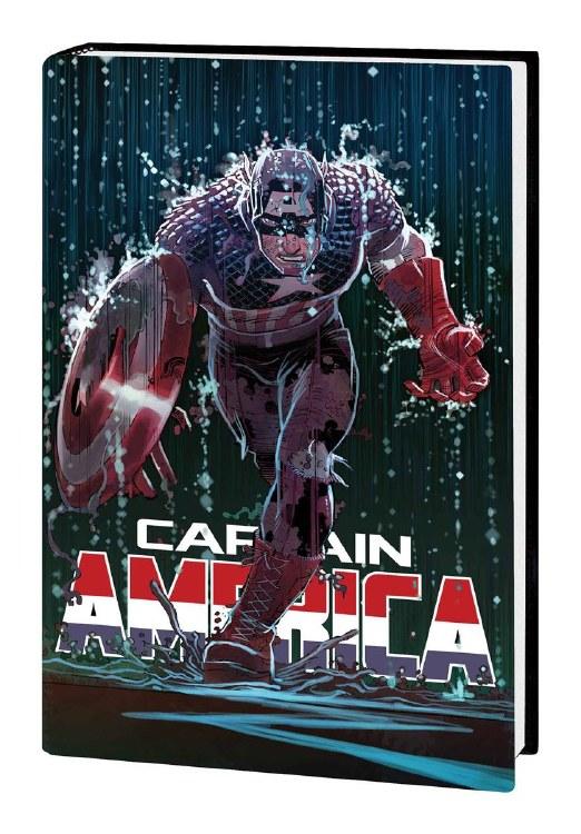 Captain America Prem HC VOL 02 Castaway Dimension Z Bk 2
