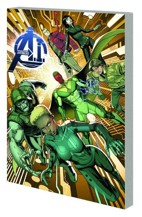 Avengers Ai TP VOL 01 Human Af