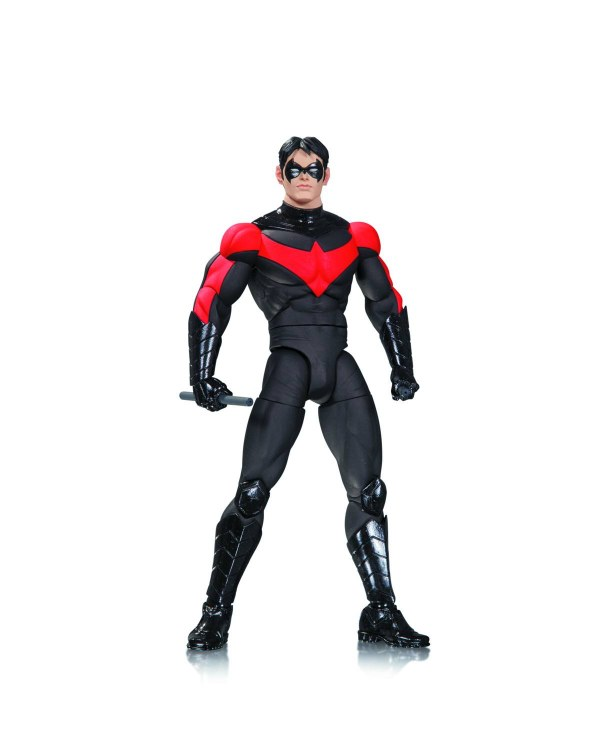 DC Comics Designer Ser 1 Greg Capullo Nightwing Action Figure