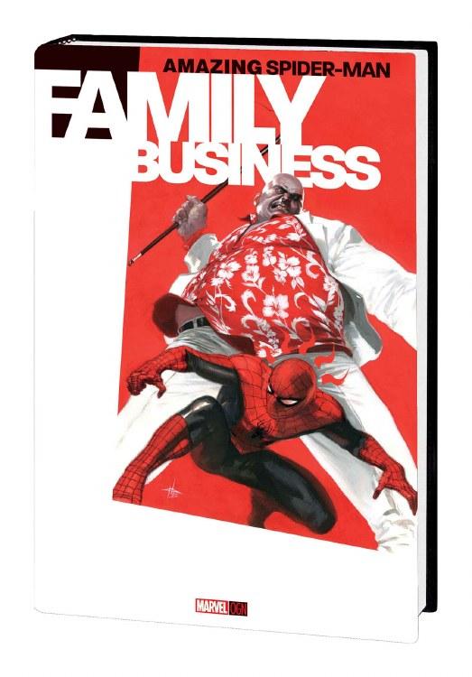 Amazing Spider-Man Family Busi