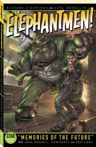 Elephantmen 2260 TP Book 01 (M