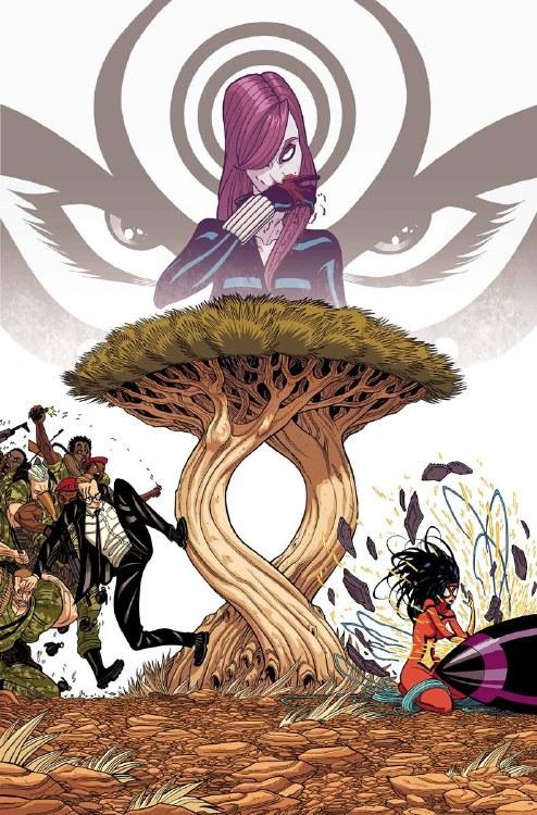 Secret Avengers #3 Anmn