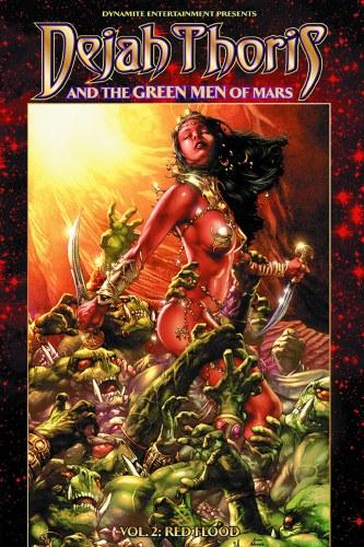 Dejah Thoris & Green Men of Mars TP VOL 02