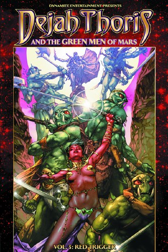 Dejah Thoris & Green Men of Mars TP VOL 03