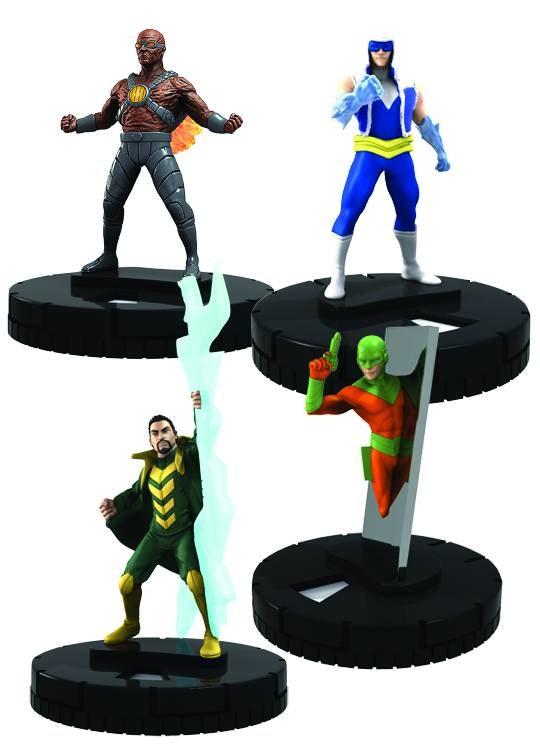 DC Heroclix Flash Rogues Fast