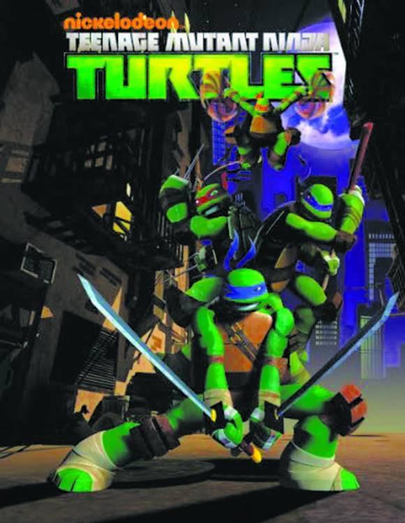 Tmnt 2012 DVD Complete First Season
