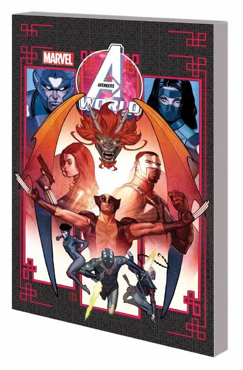 Avengers World TP VOL 03 Next